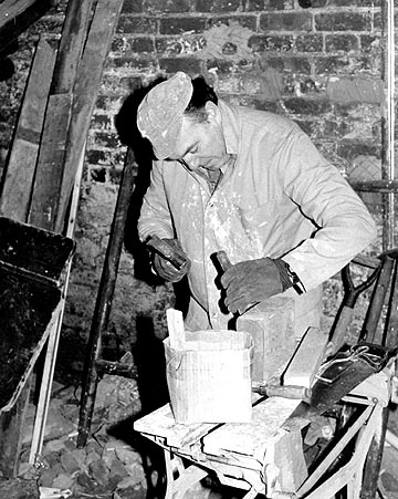 Cutting Bricks