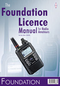 Foundation Licence Book