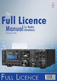 Full Licence book